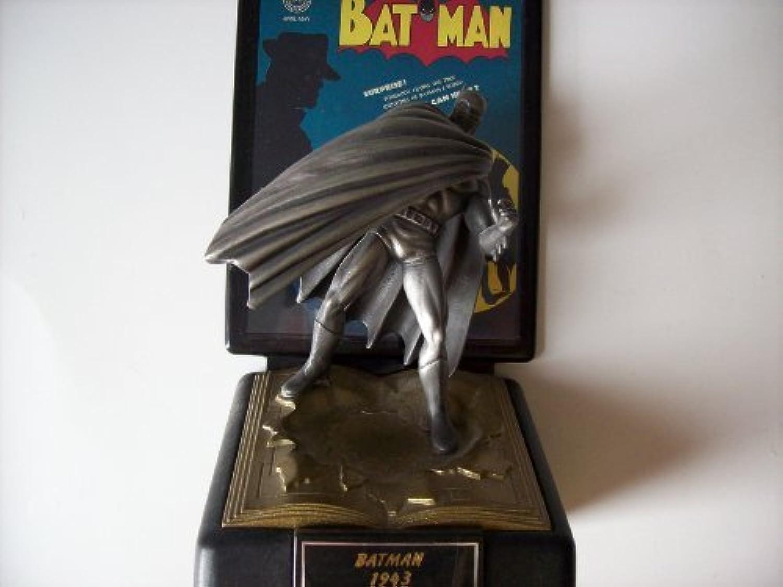 Comic Book Champions Pewter Batman 1943by DC Comics