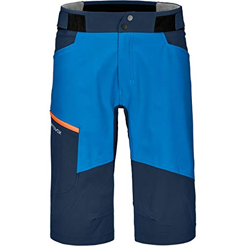 ORTOVOX Herren Pala Shorts, Safety Blue, M