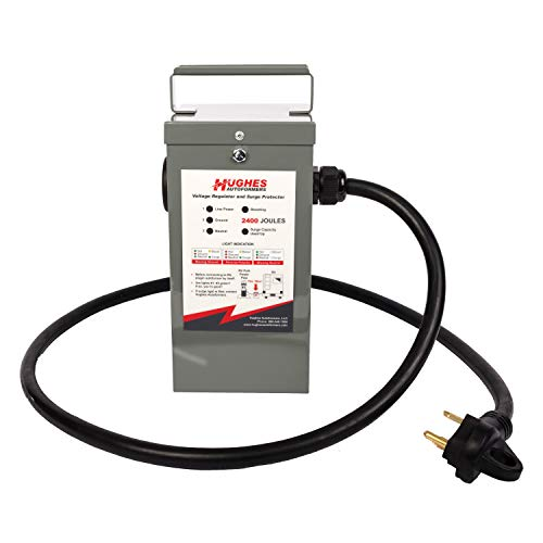 Hughes Autoformers RV 2130-SP, Voltage Booster with Surge Protection, 30 Amp