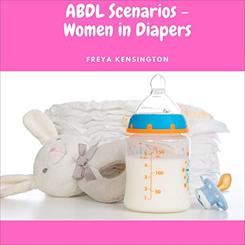ABDL Scenarios - Women in Diapers cover art