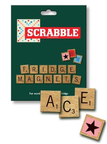 Scrabble, marrón,