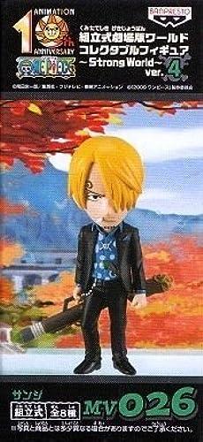 precios bajos todos los dias One Piece the Movie World Collectible Figure  Strong Strong Strong World  Strong World Ver.4 MV026 Sanji  tienda en linea