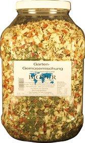 Biopur Bio Aanvullende voeding voor honden Tuin Groentemengsel, 1 x 1,5 kg