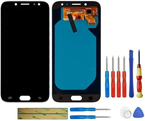 JOEMEL Amoled Display Compatible with Popular Under blast sales for Samsung Galaxy Pro J7
