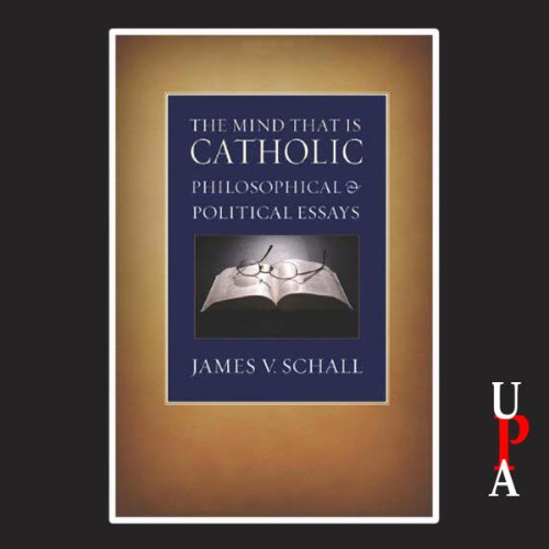 The Mind That Is Catholic audiobook cover art