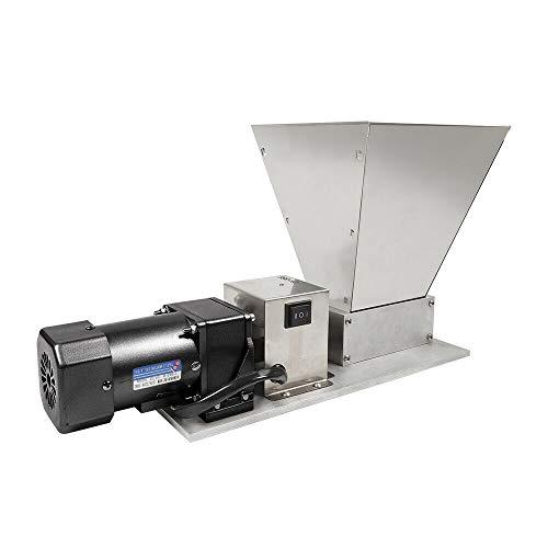 Jintaihua Trituradora de Granos eléctrica Molino de 2 Rodillos Trituradora de Malta 75 PRM para molienda de Cebada de Granos