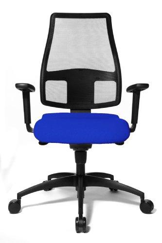 Topstar SN10HT38 Chaise de Bureau Syncro Net