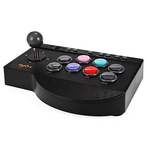 GWW Arcade Gaming Joystick Controlador de Juegos Gamepad PC PS3 PS4 Xbox One USB con Cable Gamepad para PC