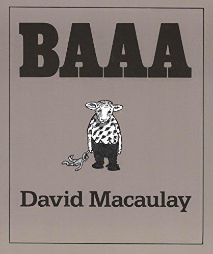 Baaa (English Edition)