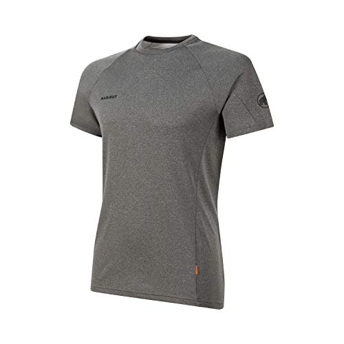Mammut Herren Aegility T Shirt, Phantom Melange, XL EU