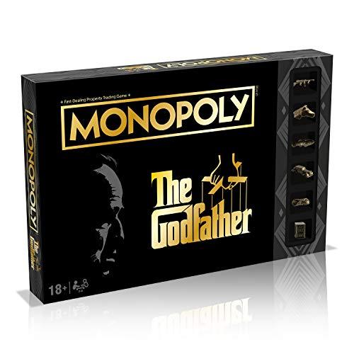 Winning Moves-El Padrino: Monopoly [Español] (20009000006)
