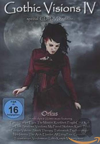 Gothic Visions Vol. 4 (inkl. Audio-CD) [DVD]