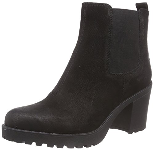 Vagabond Damen Grace Chelsea Boots, Schwarz (20 Black), 38 EU