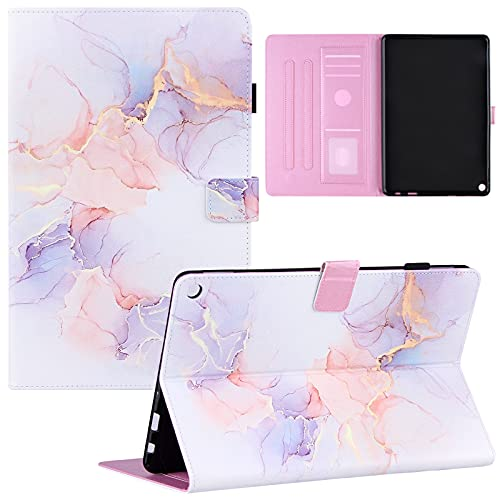 AChris Cover per Samsung Galaxy Tab S6 Lite 10.4' 2020 (SM-P610/P615) Magnetica Intelligente Custodia con Auto Sveglia/Sonno Supporto a Tri-Fold Antiurto Ultra Sottile