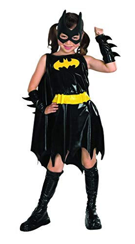 Deluxe Batgirl - Super Heroes - Childrens Disfraz - Medium - 132cm