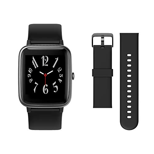 Find Cheap Fitpolo Black Replacement Strap for ID205L Fitness Watch …