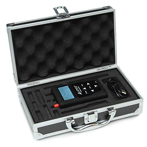 LATNEX RF-SG6 RF Explorer Generador de señal de alta frecuencia HF FM Modulación Radio Frecuencia oscilador Fuente CW Sweep Tracking Generador de 6 GHz