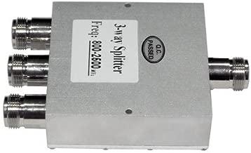 Premiertek PS-082503 800~2500MHz 50W 3 Way Signal Power Splitter