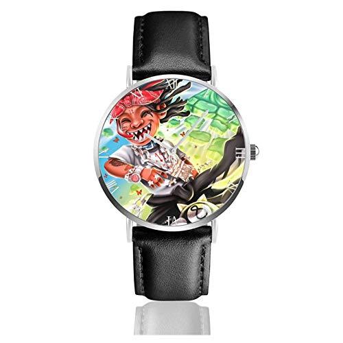 Orologio da Polso al Wrist Watch Analogue Quarzo con Cinturino in PU Watches Trippie Redd Una lettera d'amore per te 3