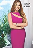 Notebook: Siggy Flicker Medium College Ruled Notebook 130 pages Lined 7 x 10 in (17.78 x 25.4 cm)