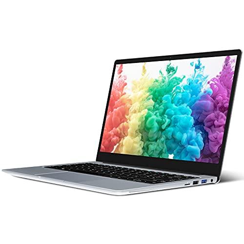 Blackview Acebook 1 Portátil 14 Pulgadas 1080P 4GB RAM 128GB SSD 6000mAh Batería Intel Gemini Lake N4000 CPU 2.6GHZ, Window 10, UHD Graphics Teclado QWERTY