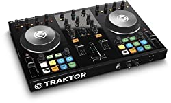 Native Instruments Traktor Kontrol S2 MK2 DJ Controller - Best DJ Controllers for Scratching