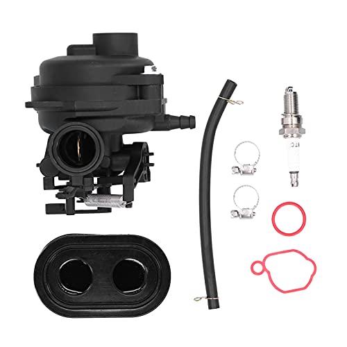 Kit de carburador, kit de bujía de chispas del filtro de aire del carburador apto para 9P702 550EX 625EX 675EX 725 EXI 140cc
