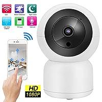 カメラ、HDインターホン1080P CCTVナイトビジョン2ウェイセキュリティカメラ、ホームオフィス用(U.S. regulations)