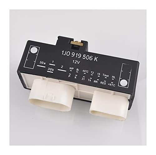 Crying Radiador Control de Control FIT FOR VW Beetle Golf MK4 Bora Polo Fit para Audi A3 TT 1J0919506K