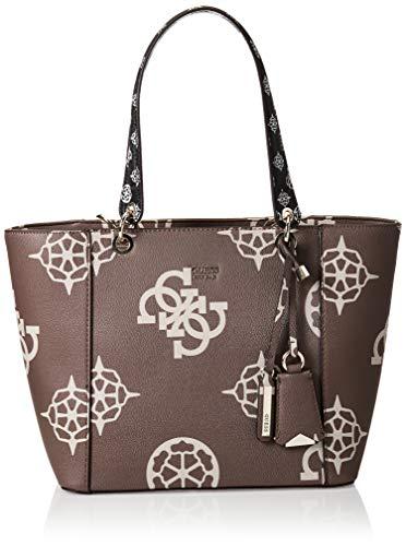 GUESS Tote, Shoulder Bag, Taupe multi