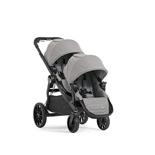 Baby Jogger City Select LUX Double Stroller | Includes Second Seat | Double Baby...