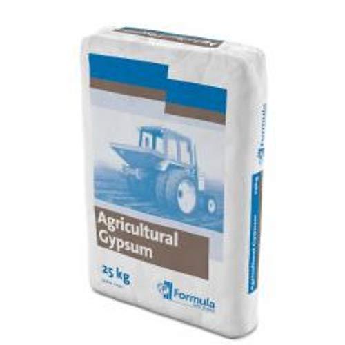 Trustleaf 25kg Agricultural Gypsum Soil Enhancer. Garden Fertilizer