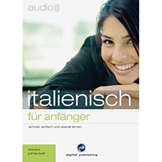 Audio Italienisch für Anfänger Titelbild