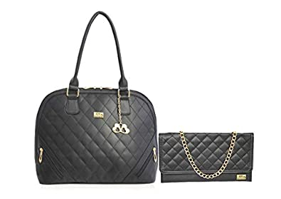 I DEFINE YOU Leatherette Handbag for Girls and Women