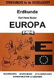 Erdkunde, Bd.3, Europa - Karl-Hans Seyler