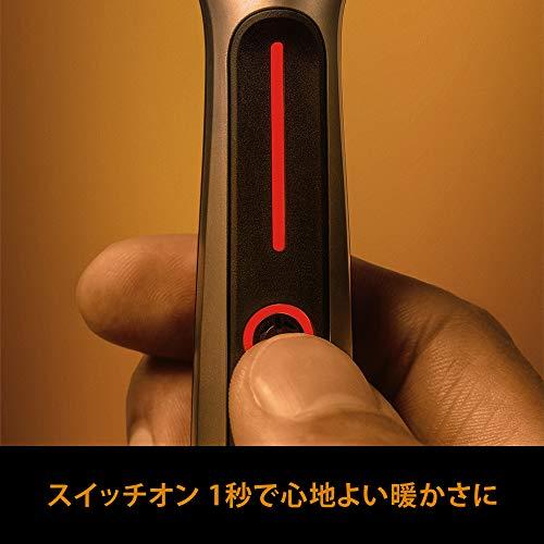 Gillette(ジレット)『Labsヒーテッドレーザー』