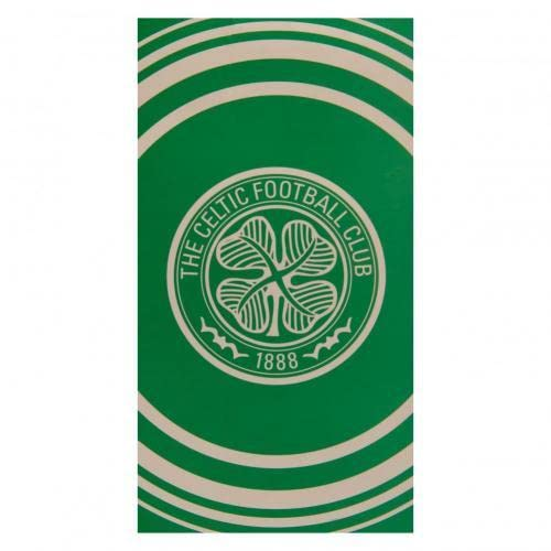 Celtic FC TOWEL PULSE - 55in x 28in - Football Gift