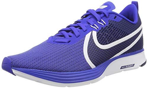 Nike Zoom Strike 2, Zapatillas de Running para Hombre, Multicolor (Blue Void/Hyper Royal/White 400), 47.5 EU