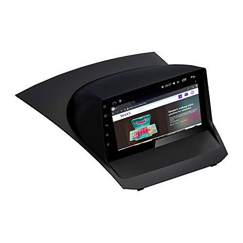 Android 10 autoradio Navigazione per auto headunit Stereo Lettore multimediale GPS Radio IPS 2.5D Touchscreen PerFord Fiesta 2013-2017