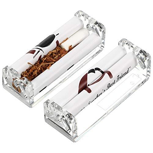 70mm Cigarette Roller, Plastic Cigarette Rolling Machine, Manual Rolling Machine (2)