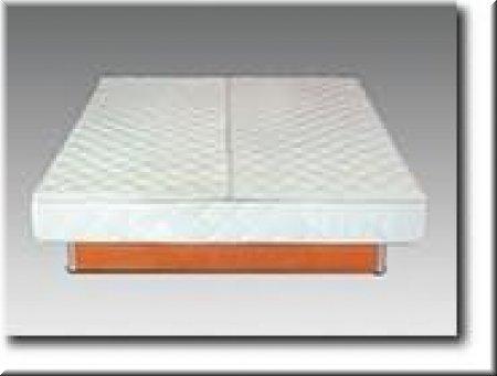 ABBCO EEZY Wasserbett 200 x 200 cm dual