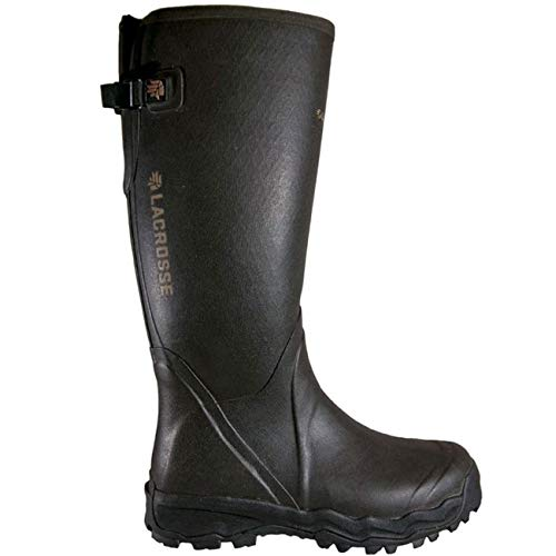 Lacrosse Woman Alphaburly Pro 15 Rubberboots Brown