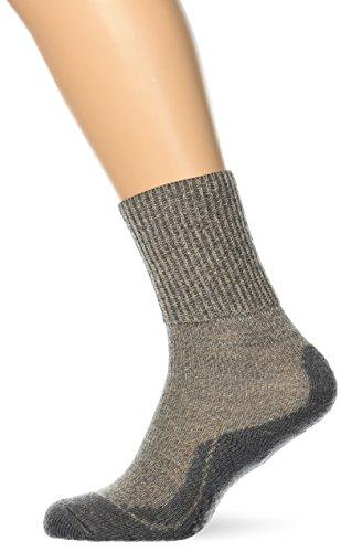 Falke TK 2 Cool Chaussettes de randonnée pour Femme, Trekking-Socke Tk2 Co, Beige