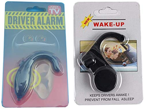 xin-sheng Car Safe Device Anti Sleep Drowsy Alarm Alert Sleepy Reminder for Car Driver to Keep Awake Car Accessories