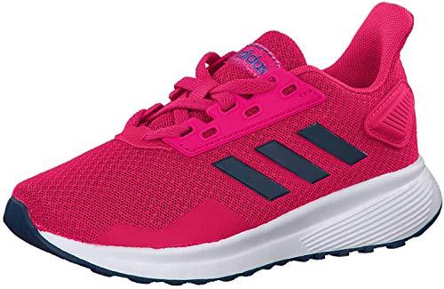 Adidas Duramo 9 K, Zapatillas de Deporte Unisex Adulto, Multicolor (Magrea/Azuosc/Ftwbla 000), 40 EU