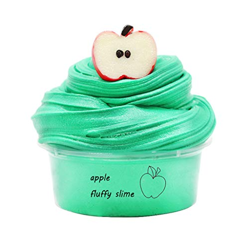 Ywoow DIY Slime Supplies Fruit Kit Cloud Slime Aromatherapy Pressure Children Slime to, Christmas