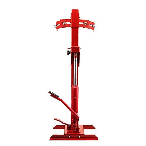 """Buoqua 2.5T KFZ Werkzeug Strut 14\"""" Federspanner Spring Compressor Federbeine verstellbar max. 2500kg (2.5T)"""