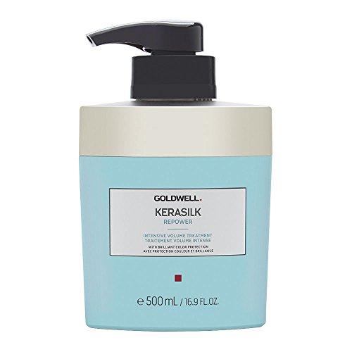 Goldwell Kerasilk Repower Volume Intensive Volume Treatment (For Fine, Limp Hair) 500ml,