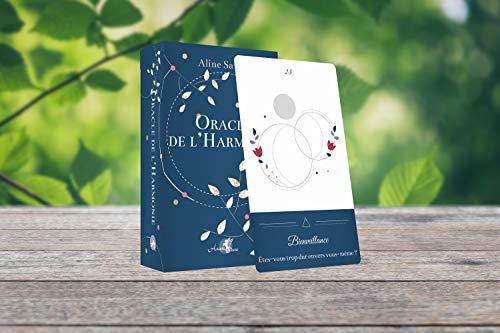 Oracle de l'Harmonie: 54 cartes et livret couleurs (ARCANA SACRA)