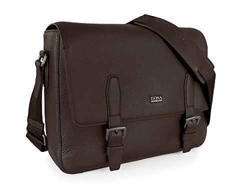 Messenger Bag von Hugo Boss Martie, Dunkelbraun
